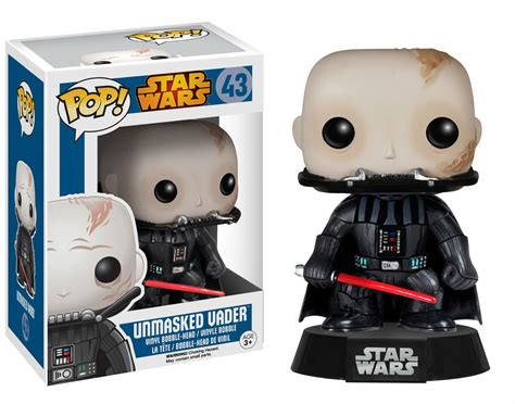 star wars a pop can you feel the good in new unmasked star wars pop vinyl