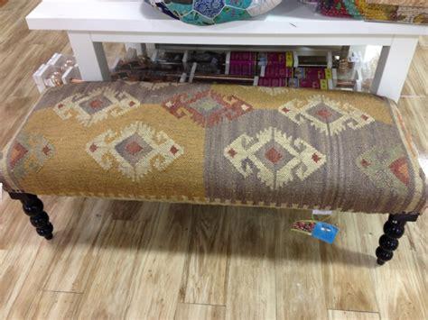 kilim rug bench kilim rug ottoman bench fresh vintage nc