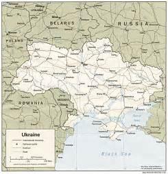 ukraine map ukraine