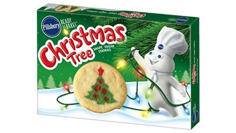 christmas tree snack by pilsbury pillsbury shape tree sugar cookies from pillsbury