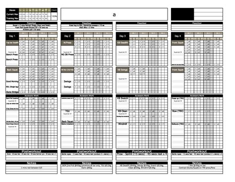 gold strength conditioning templates excel gold strength conditioning templates excel