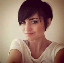 images of pixie haircuts with bangs pixie cut with long bangs the best short hairstyles for