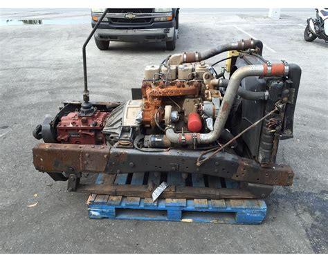 4bt cummins motor 1996 cummins 4bt engine for sale hialeah fl 002946