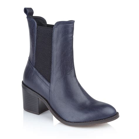 us navy boot c buy ravel miami ankle boots in navy leather