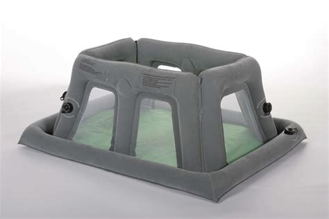 Portable Cribs For Travel by Aircrib Portable Travel Crib From S