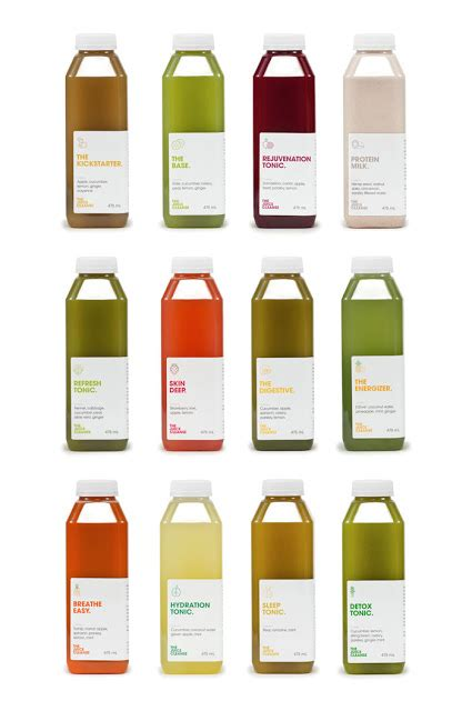 Juice Detox Sri Lanka by The Juice Cleanse On Packaging Of The World Creative