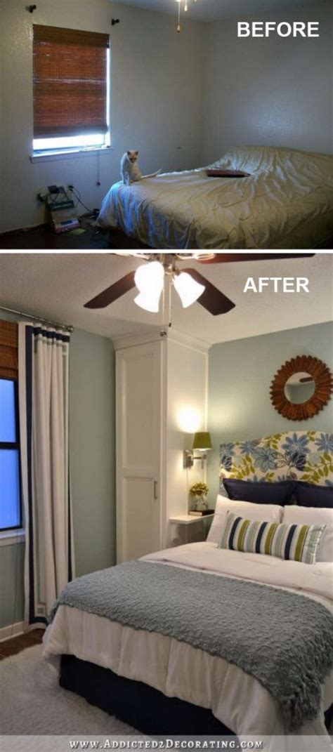 creative ways    small bedroom  bigger