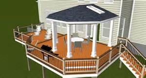Porch Blueprints by Screen Porch Maryland Custom Outdoor Builder Decks