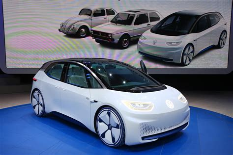 volkswagen volkswagen volkswagen i d at the paris motor show photos videos