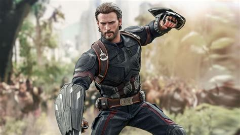 captain america infinity war infinity war captain america hot toy revealed