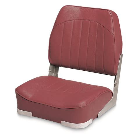 red and white boat seats for sale wise low back economy fishing boat seat 140406 fold