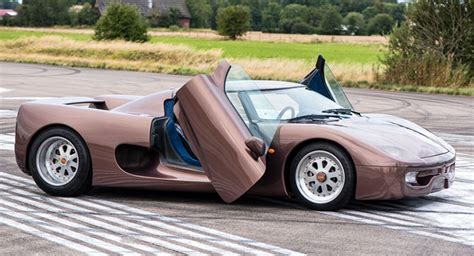 first koenigsegg ever made here s what the first ever koenigsegg looks like