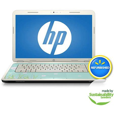 "hp refurbished dandelion breeze 15.6"" g6 1d89wm laptop pc"
