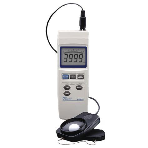 Meters In A Light Year by Light Meter Luxmeter Sper Scientific