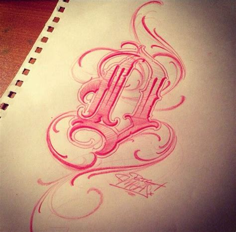 tattoo fonts m 362 best images about lettering calligraphy such on
