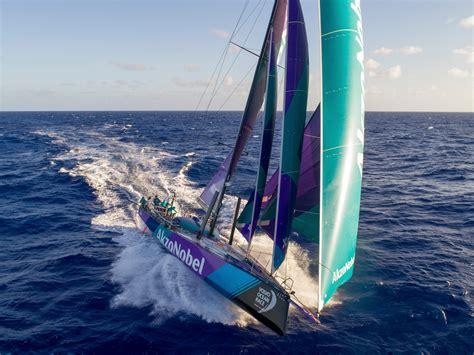 volvo ocean race  edition     ownership  atlantic ocean racing spain takes