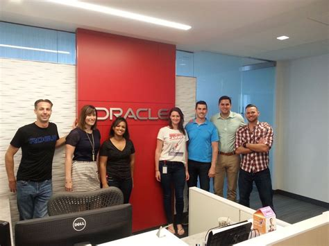 Our Office In Austin Is Waiti Oracle Office Photo Glass Door Oracle