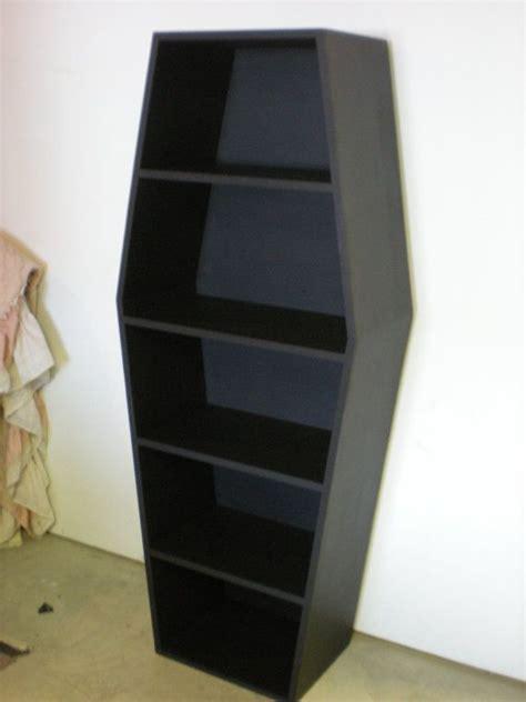Coffin Bookshelf 17 best images about coffin shelf on cd holder