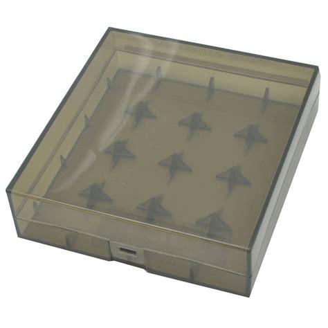 Dijamin Transparent Battery For 4x18650 efest transparent battery for 4x18650 black jakartanotebook