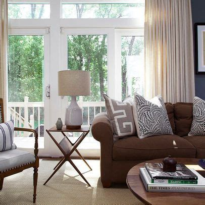 taupe sofa decorating ideas decorating with a brown sofa decorating brown and