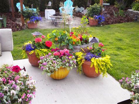 Pot De Fleur 3378 by Best 25 Potted Plants Patio Ideas On Potted