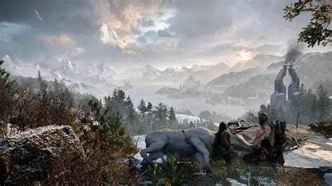 Of War new god of war ps4 reaches quot exciting milestone