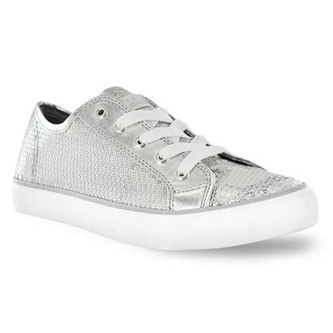 silver sequin sneakers sneaker silver sequin danzar