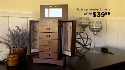 tabletop jewelry armoire tabletop jewelry armoire wayfair soapp culture