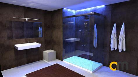 illuminazione doccia illuminazione cabina doccia con led rgb