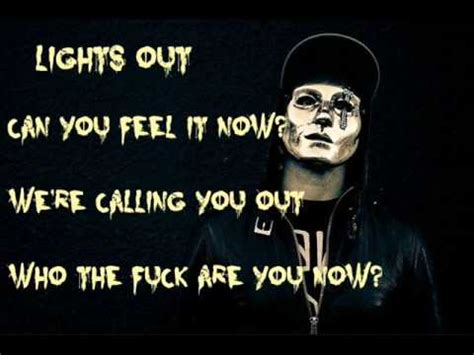 Hollywood undead another way out скачать.