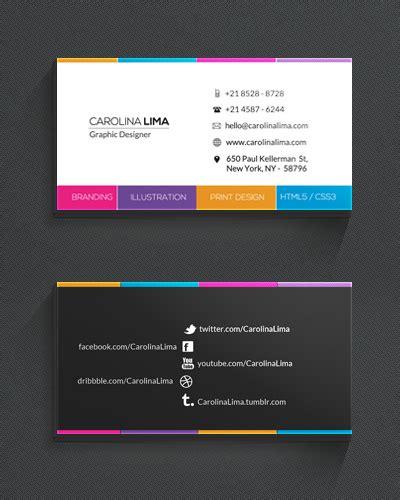 Modeling Business Cards Templates by визитки Psd шаблоны Psd