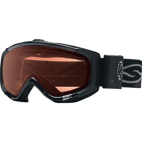 smith turbo fan goggles smith phenom turbo fan goggle backcountry com