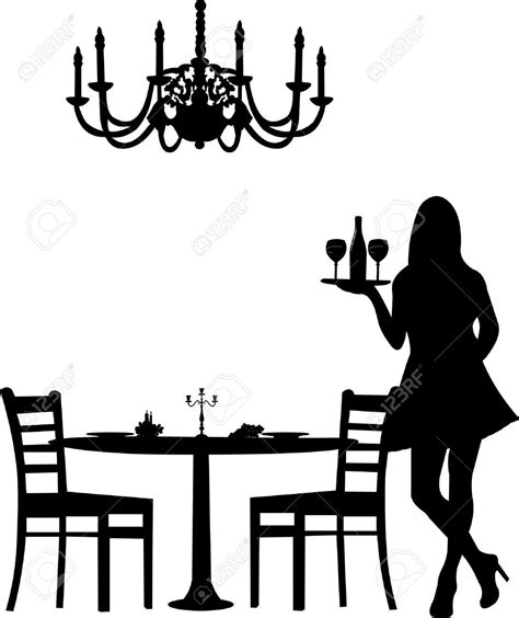 clipart cena dinner stock illustrations cliparts and royalty