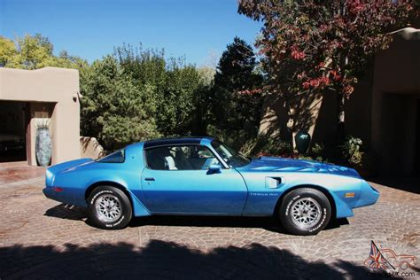 trans colors 1980 turbo trans am phs docs colors 19k t