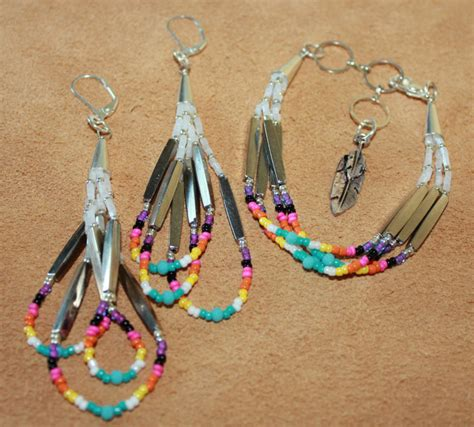 Aboriginal Handmade Jewellery - american handmade jewelry layered spirit collection