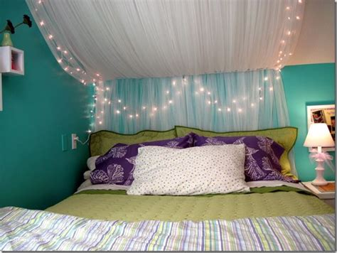 bedcanopy   ikea netted sheers   white