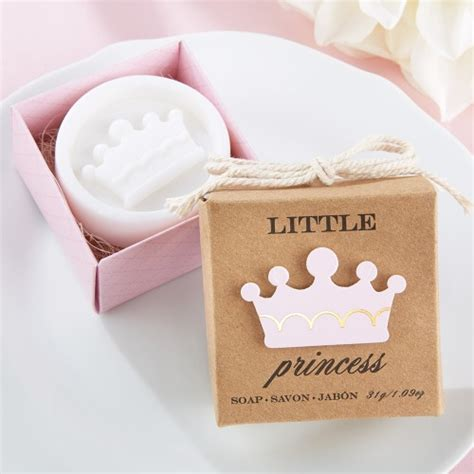 Baby Shower Favors Themes by Prince Soap Baby Shower Favor Princess Soap