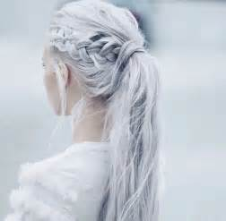 25+ best ideas about white hair on pinterest   loose curls
