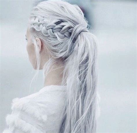 25+ best ideas about white hair on pinterest | loose curls