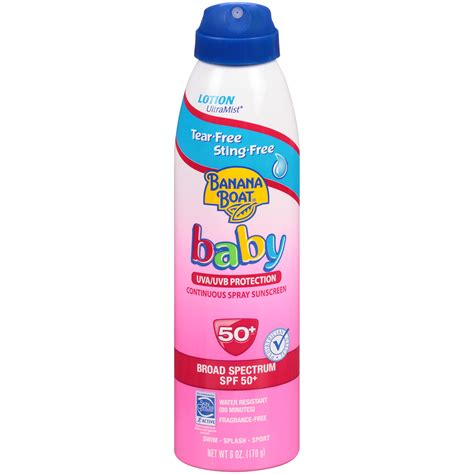 banana boat baby sunscreen upc 079656044935 banana boat baby sunscreen continuous
