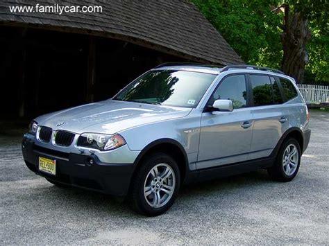 2004 bmw x3 road test carparts com