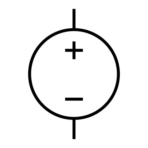 dc supply symbol clipart best