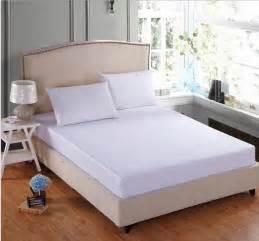 100 cotton white bed sheet king