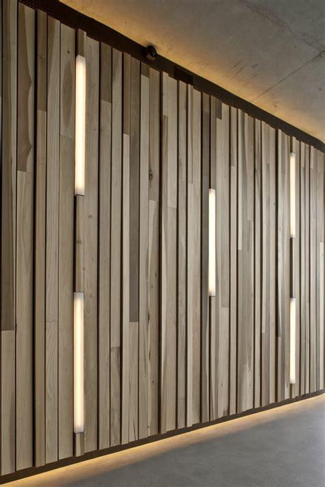 Holzverkleidung Wand Selber Machen by Die Besten 25 Holzverkleidungen W 228 Nde Ideen Auf