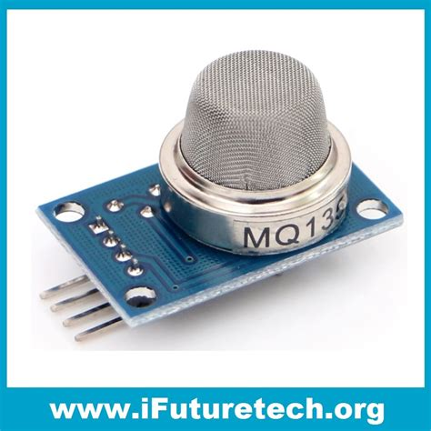 Hs 135 Air Pollutant Sensor mq 135 air quality sensor ifuture technology