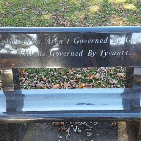 city park bench oil city park bench battle heats up explorevenango com