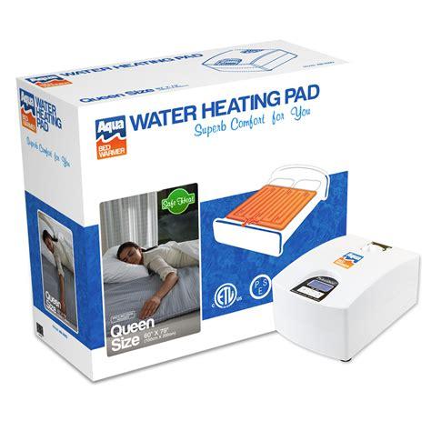 aqua bed warmer safe alternative to electric blankets aqua bed warmer
