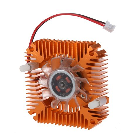 Fan Vga Card pc laptop cpu vga card 55mm cooler cooling fan heatsink hp