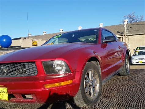 Mustang Auto Dallas Tx by 2005 Ford Mustang For Sale Dallas Tx Carsforsale