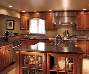 Kitchen Cabinet Wood Colors Whiskey Black Cherry Wood Kitchen Cabinets Search Home Is Wherever I M With You